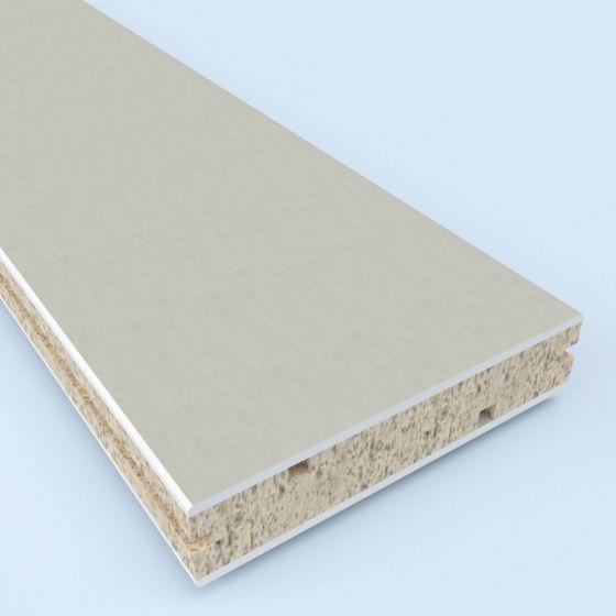 De VP70 is een slanke scheidingswand (70 mm dik) voor extra hoge ruimten.